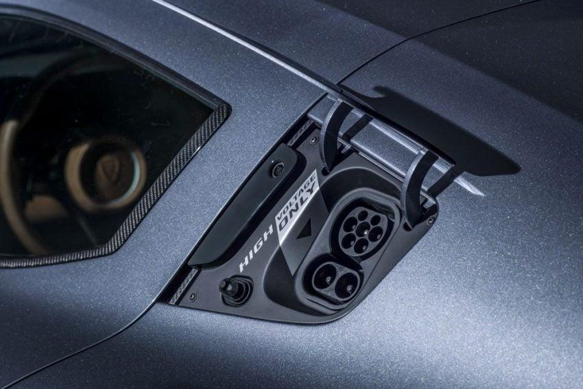 Tabletowo.pl Rimac Concept Two - elektryczny super-samochód z super-osiągami Moto