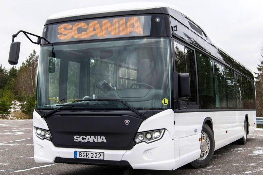 Kolejny elektryczny autobus na horyzoncie. Citywide Low Floor od Scanii w marcu ruszy na szwedzkie ulice 19