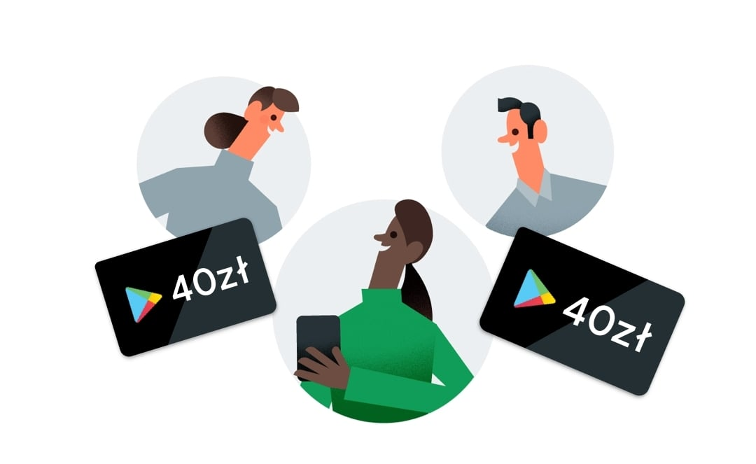 Tabletowo.pl Polecaj Google Pay i zgarnij aż 400 złotych do wydania w Google Play Android Aplikacje Google Promocje