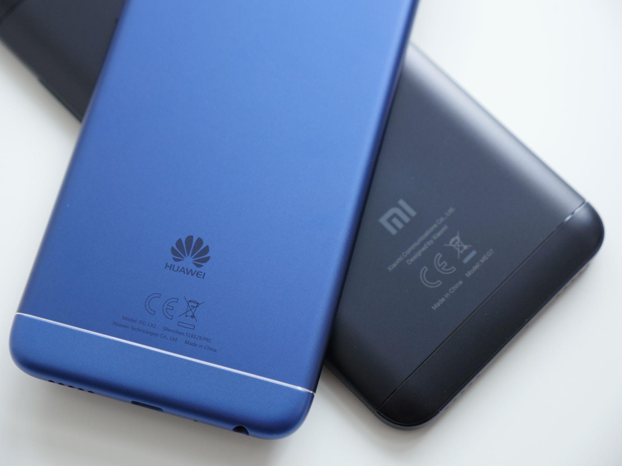 Dwie firmy z Państwa Środka Huawei i Xiaomi od wielu długich miesięcy rywalizują ze sobą o klient³w wydając na rynek kolejne smartfony