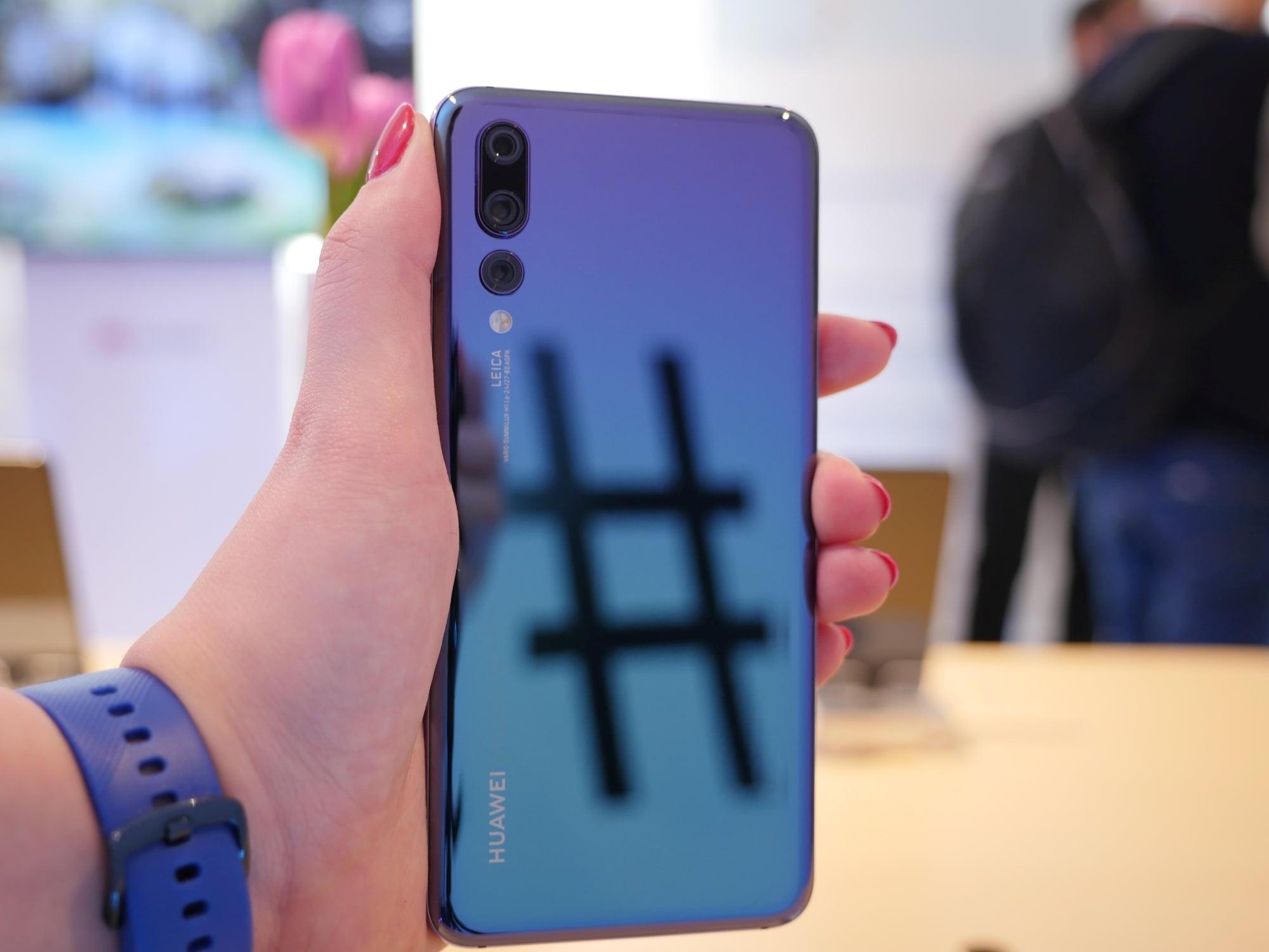Huawei za wszelką cenę chce udowodnić, że ma najlepszy aparat w smartfonie. I może mu się udać. P20 Pro - pierwsze wrażenia 24
