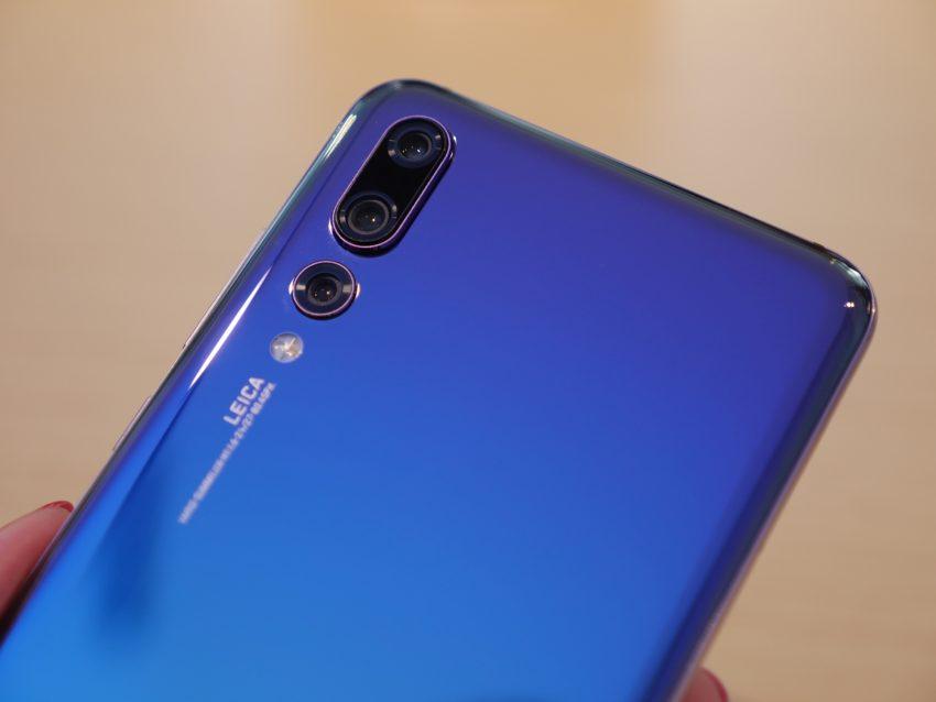 Huawei za wszelką cenę chce udowodnić, że ma najlepszy aparat w smartfonie. I może mu się udać. P20 Pro - pierwsze wrażenia 29