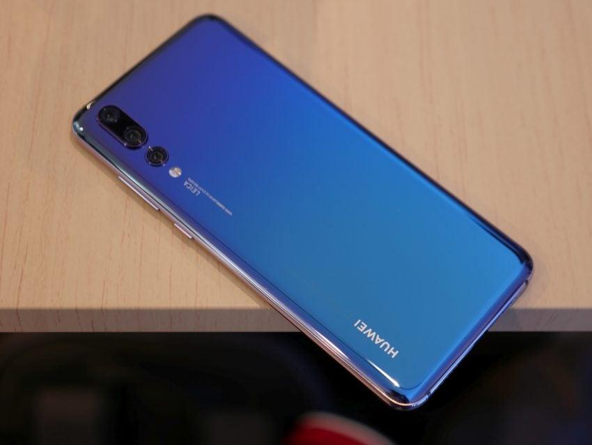 Huawei za wszelką cenę chce udowodnić, że ma najlepszy aparat w smartfonie. I może mu się udać. P20 Pro - pierwsze wrażenia 22