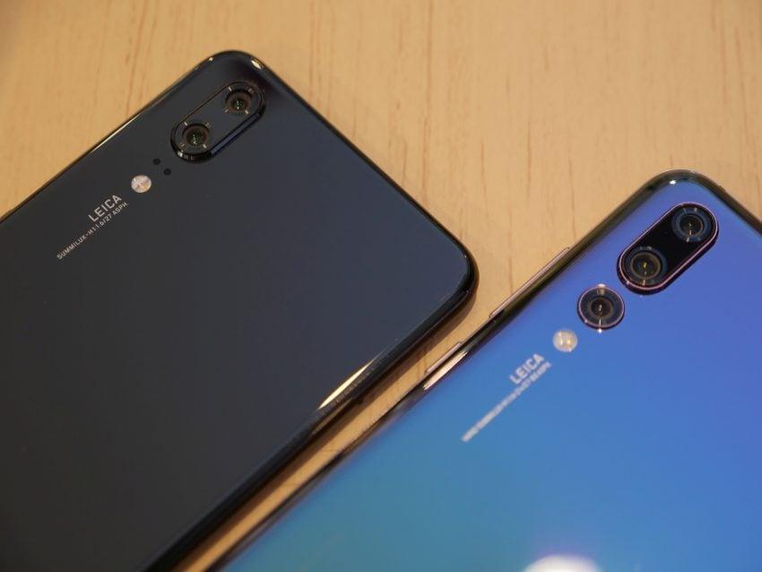 Huawei za wszelką cenę chce udowodnić, że ma najlepszy aparat w smartfonie. I może mu się udać. P20 Pro - pierwsze wrażenia 53