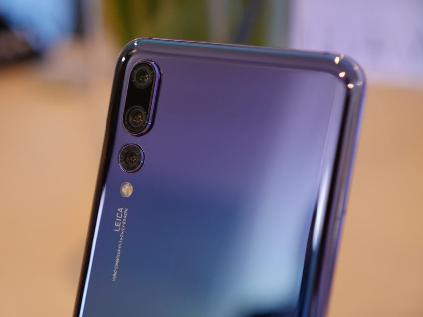 Huawei za wszelką cenę chce udowodnić, że ma najlepszy aparat w smartfonie. I może mu się udać. P20 Pro - pierwsze wrażenia 39