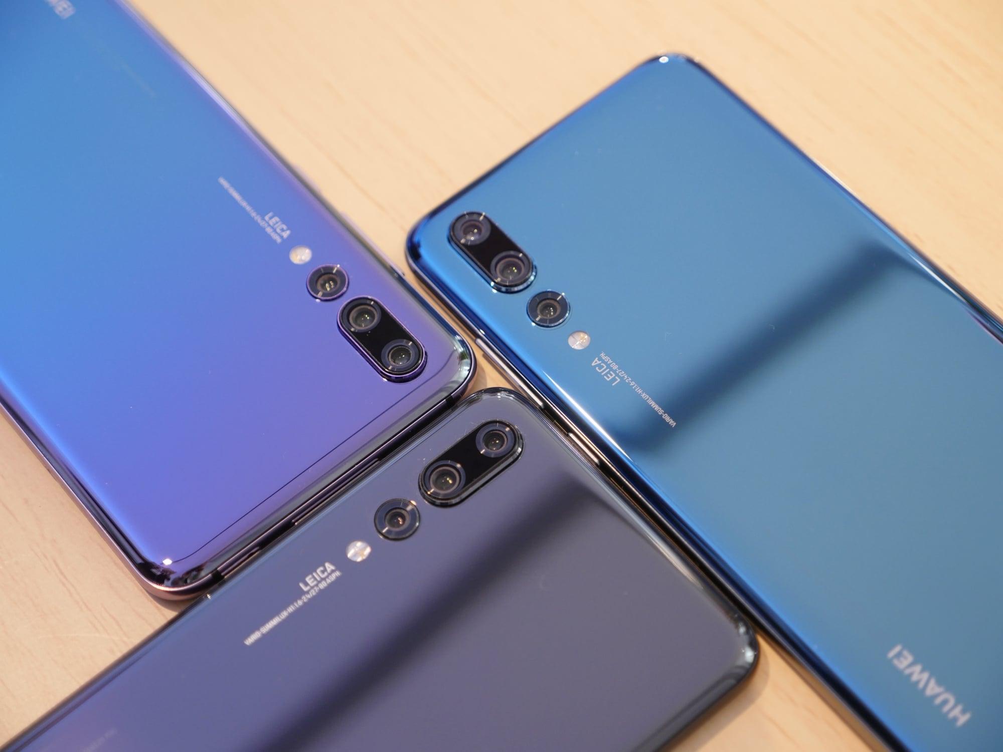 smartfon Huawei P20 Pro