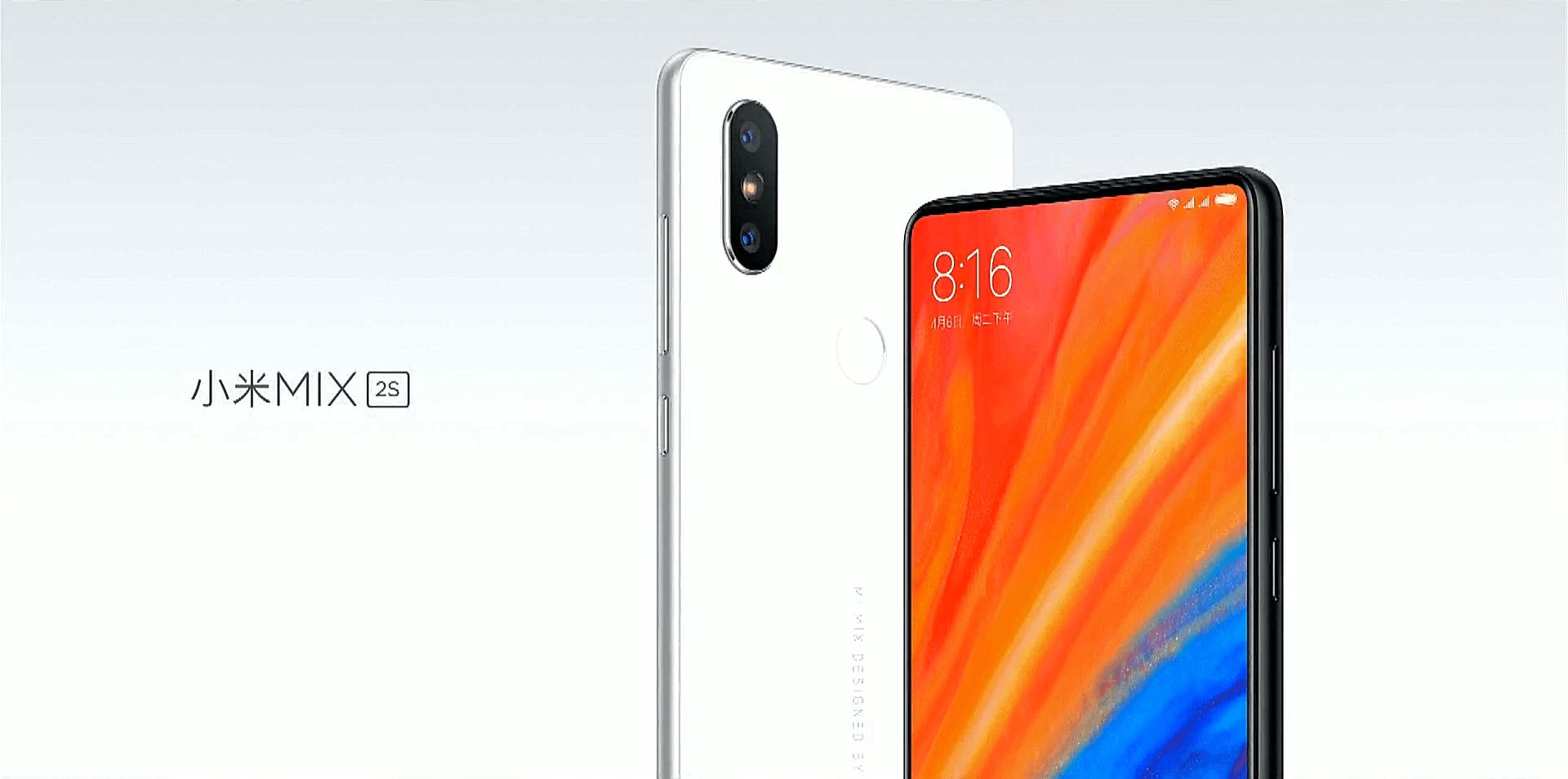 Xiaomi pokazuje swojego następnego bezramkowca - Mi Mix 2S. Lepsze zdjęcia niż z iPhone'a X 19