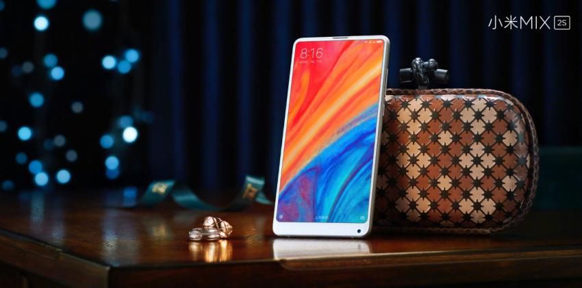 Tabletowo.pl Xiaomi pokazuje swojego następnego bezramkowca - Mi Mix 2S. Lepsze zdjęcia niż z iPhone'a X Nowości Smartfony Xiaomi