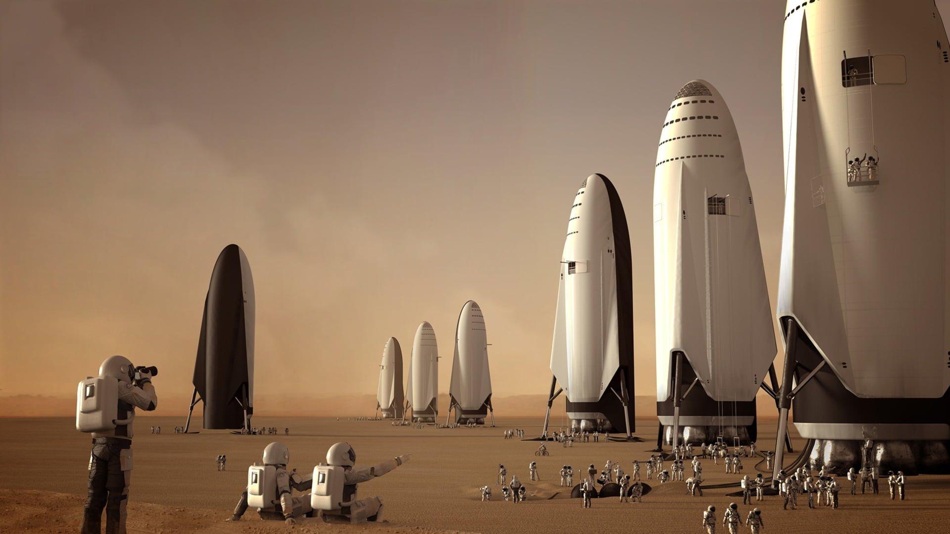 Tabletowo.pl MiniNauka #7: Dlaczego lot na Marsa jest taki ważny? Ciekawostki Cykle Felietony
