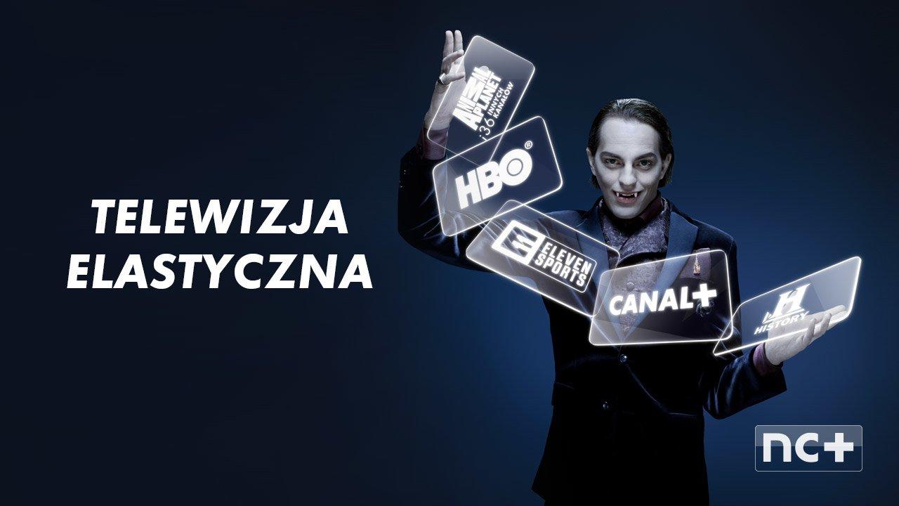 Tabletowo.pl Jeżeli nie możesz się zdecydować, co chcesz oglądać, to telewizja elastyczna od nc+ może być propozycją dla Ciebie Nowości