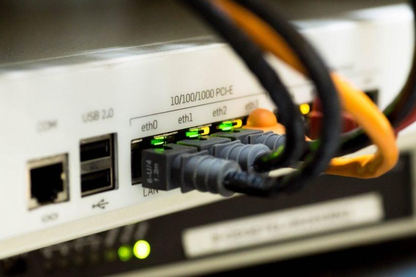 struktura internetu