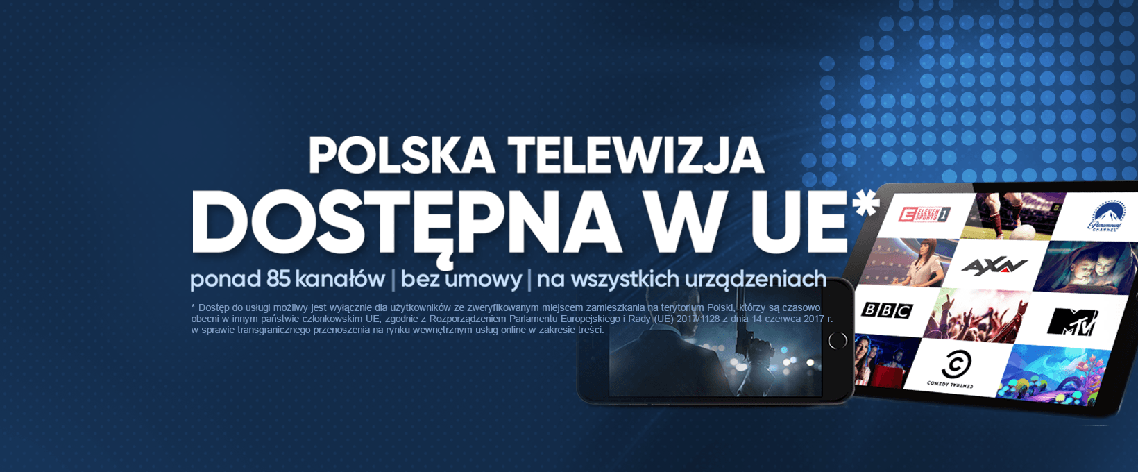 Polska telewizja dostępna we wszystkich krajach Unii Europejskiej - WP Pilot poszerza zasięg 28