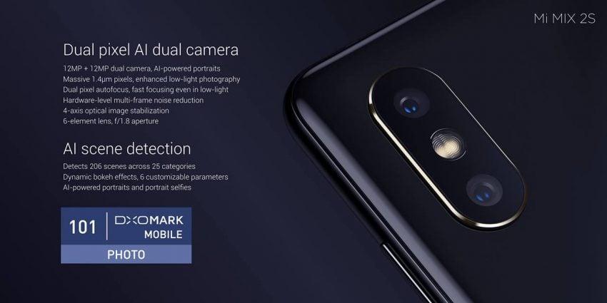 Xiaomi pokazuje swojego następnego bezramkowca - Mi Mix 2S. Lepsze zdjęcia niż z iPhone'a X 22
