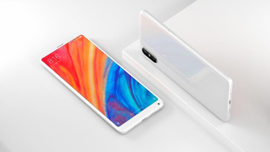 Promocja: Xiaomi Mi Mix 2S w wersji 128 GB tańszy niż edycja 64 GB! 16