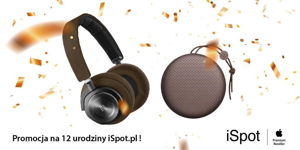 Tabletowo.pl Promocja: tylko dziś kupisz wybrane słuchawki i głośniki Bang & Olufsen w naprawdę dobrych cenach Akcesoria Apple Promocje