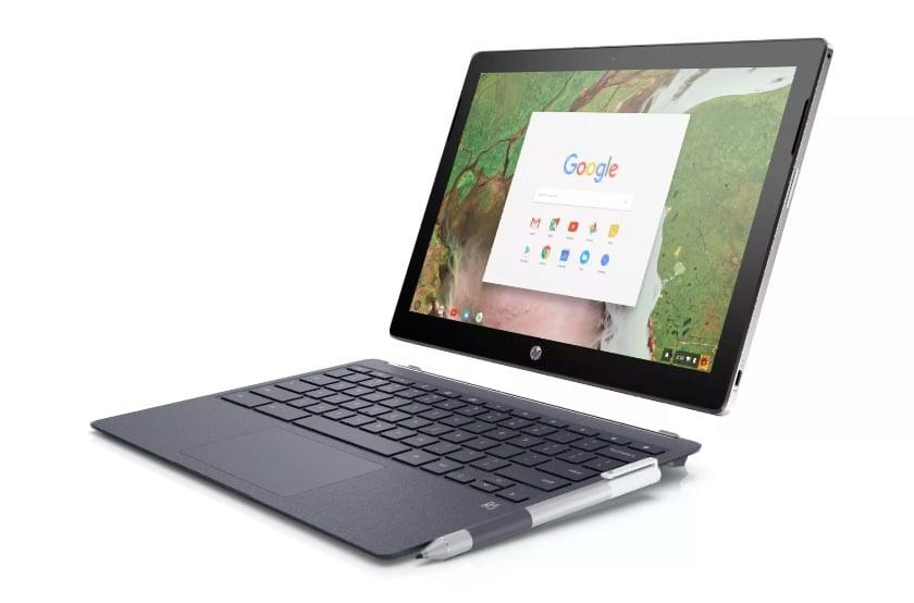 Tabletowo.pl HP Chromebook x2 to hybryda z Chrome OS i rysikiem, która ma być konkurencją dla iPada Pro od Apple HP Hybrydy Nowości