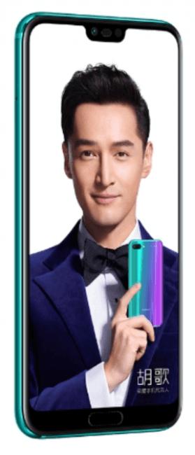 Tabletowo.pl Honor 10 już zaprezentowany. Podobny do Huawei P20, ale głównie z wyglądu Huawei Nowości Smartfony