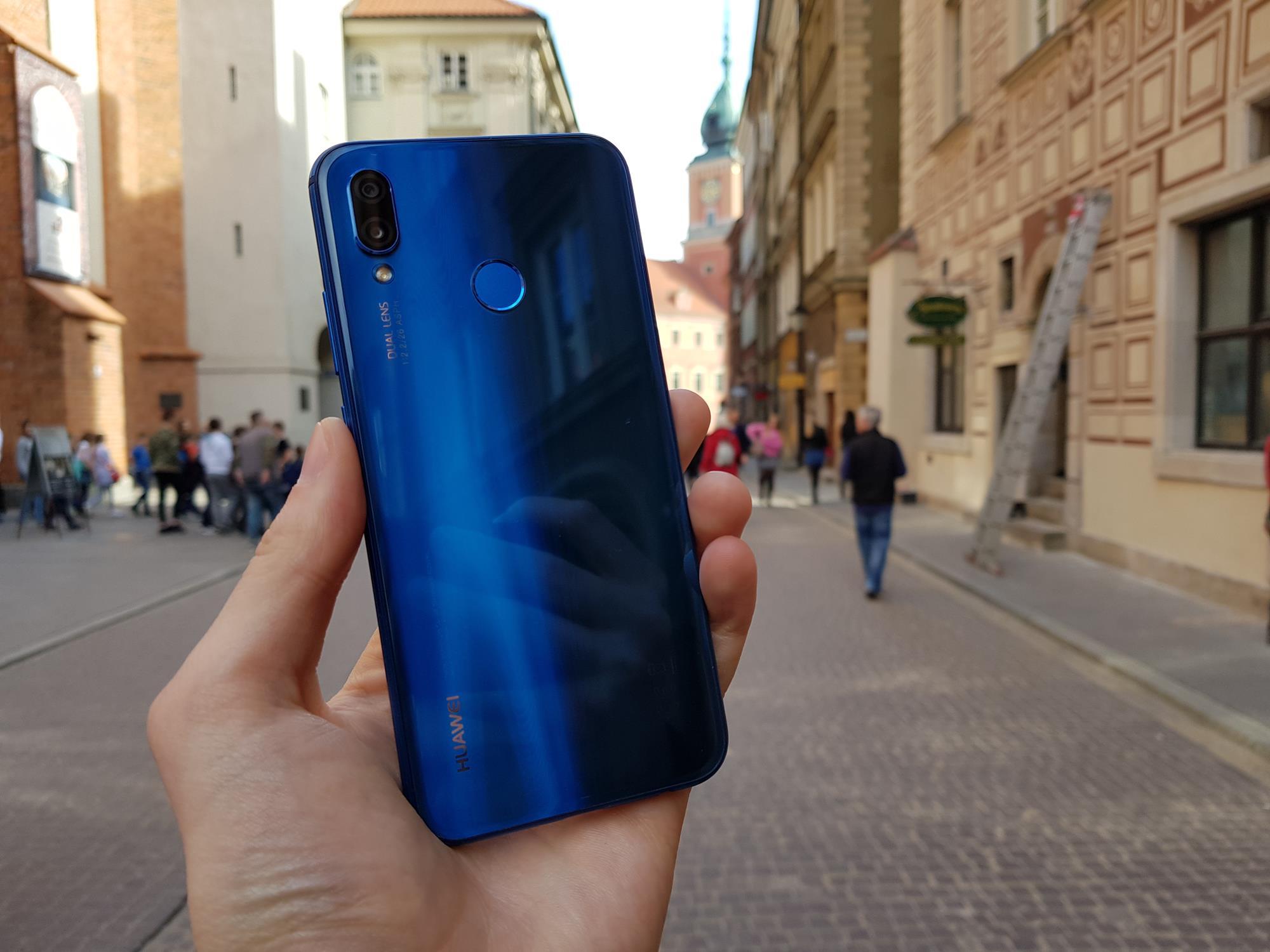 Recenzja Huawei P20 Lite - średniak z aspiracjami, lecz w zbyt wysokiej cenie 66