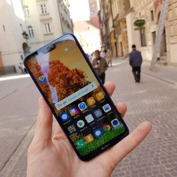 Recenzja Huawei P20 Lite - średniak z aspiracjami, lecz w zbyt wysokiej cenie 76