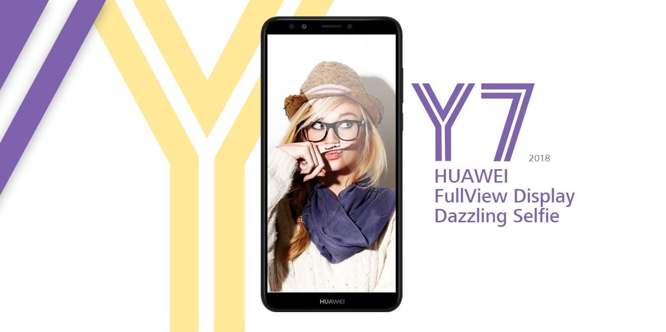 Huawei zapowiada w Europie modele Huawei Y7 2018, Huawei Y6 2018 i Huawei Y5 2018 18