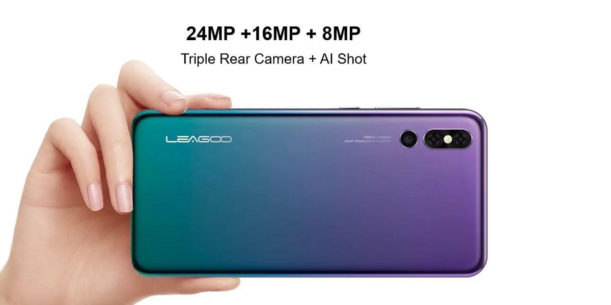 Leagoo nie kłamało: właśnie zaprezentowało LEAGOO S10 z potrójnym aparatem i czytnikiem w ekranie! 19