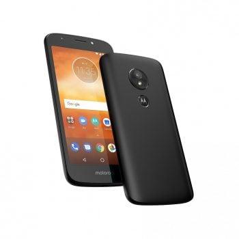 Motorola zaprezentowała też coś z niższej półki dla mniej wymagających: Moto E5, Moto E5 Plus i Moto E5 Play 34