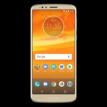 Motorola zaprezentowała też coś z niższej półki dla mniej wymagających: Moto E5, Moto E5 Plus i Moto E5 Play 29