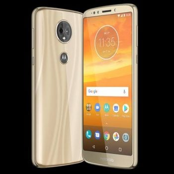 Motorola zaprezentowała też coś z niższej półki dla mniej wymagających: Moto E5, Moto E5 Plus i Moto E5 Play 31