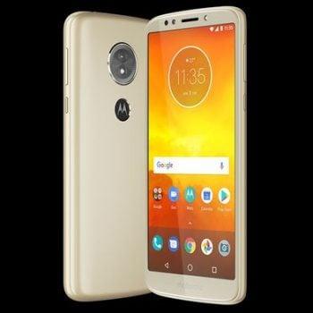 Motorola zaprezentowała też coś z niższej półki dla mniej wymagających: Moto E5, Moto E5 Plus i Moto E5 Play 25