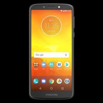 Motorola zaprezentowała też coś z niższej półki dla mniej wymagających: Moto E5, Moto E5 Plus i Moto E5 Play 20