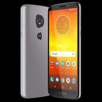 Motorola zaprezentowała też coś z niższej półki dla mniej wymagających: Moto E5, Moto E5 Plus i Moto E5 Play 22