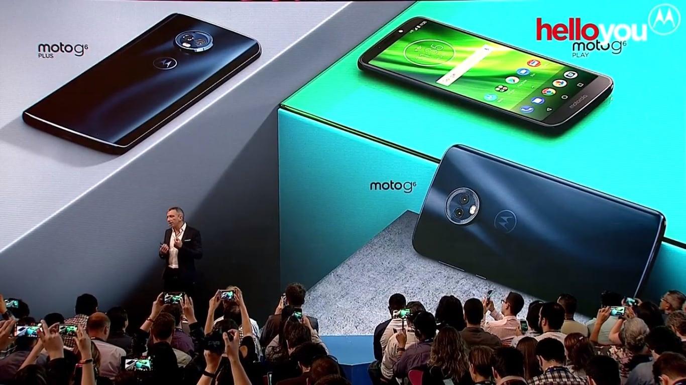 Motorola Moto G6, Moto G6 Plus i Moto G6 Play oficjalnie. Przyzwoite średniaki z niezłą specyfikacją 18