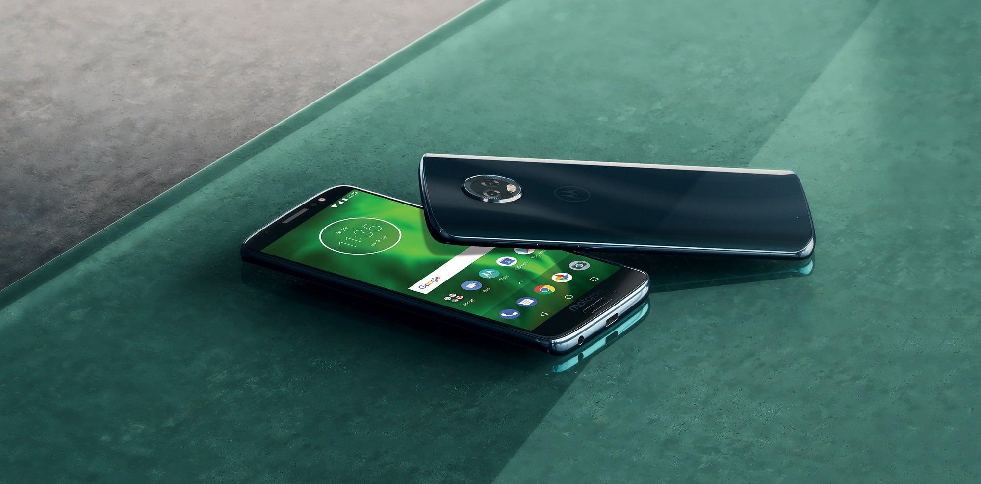 Znamy oficjalne ceny Moto G6, Moto G6 Plus i Moto G6 Play w Polsce. Wiemy też, kiedy trafią do sprzedaży 17