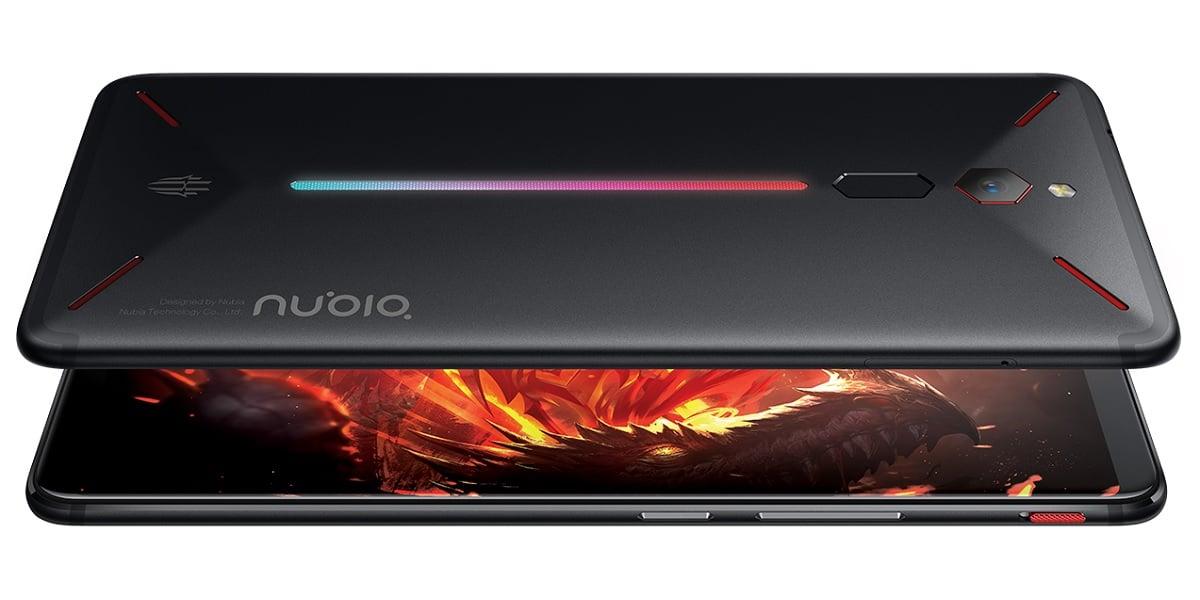 Nubia Red Magic – smartfon dla graczy w agresywnej stylistyce 18
