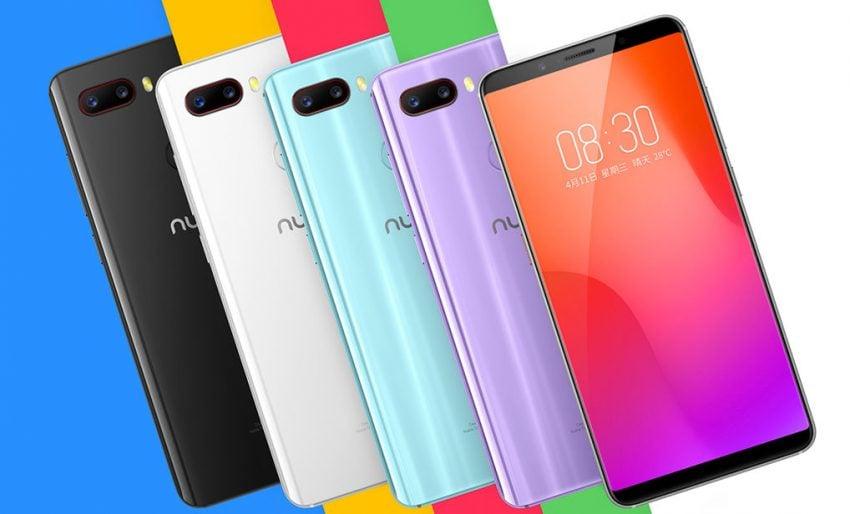 Nubia prezentuje interesujący model Z18 mini i tworzy markę smartfonów dla graczy 19
