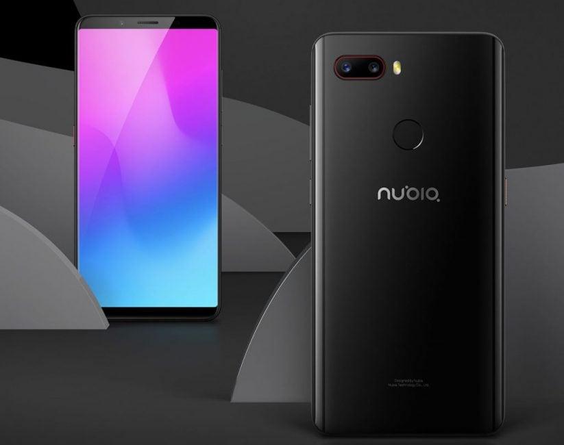 Nubia prezentuje interesujący model Z18 mini i tworzy markę smartfonów dla graczy 18