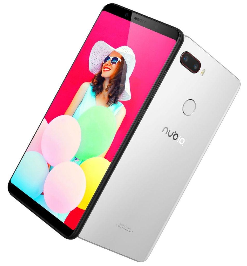 Nubia prezentuje interesujący model Z18 mini i tworzy markę smartfonów dla graczy 17