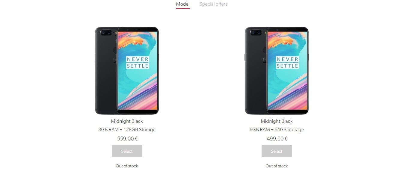 OnePlus 5T wyprzedany również w polskim sklepie producenta. To jasny sygnał, że... 24