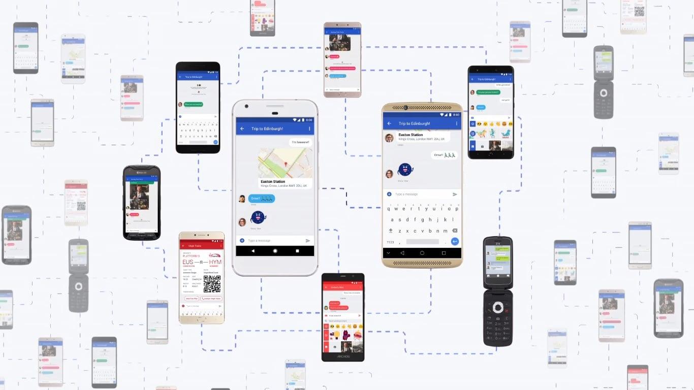 Wiadomości Google zyskały garść nowych funkcji. RCS wzbogacono m.in. o edycję multimediów 25