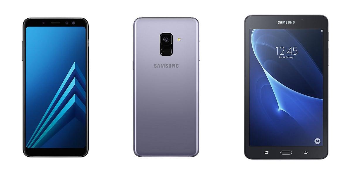 Tabletowo.pl No i to się nazywa dobra promocja: kup Galaxy A8 2018, a za złotówkę dostaniesz tablet Galaxy Tab A 7.0 Android Promocje Samsung Smartfony Tablety