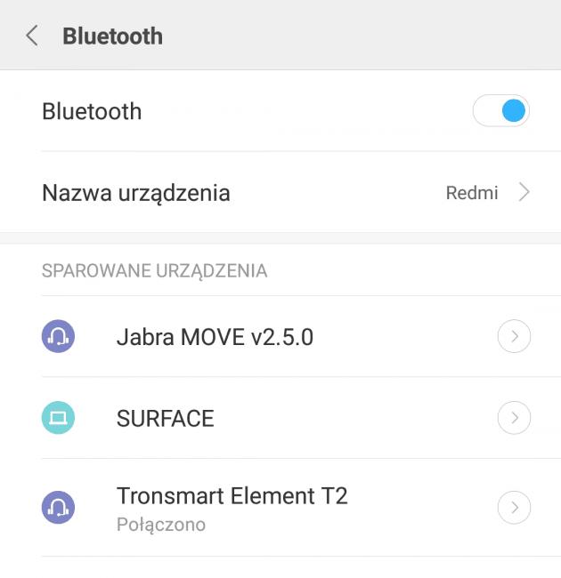 """Tabletowo.pl """"P"""" jak Praktyczny. Nowa wersja Androida zapamięta poziomy głośności urządzeń Bluetooth podłączonych do smartfona Android Audio Oprogramowanie Plotki / Przecieki"""