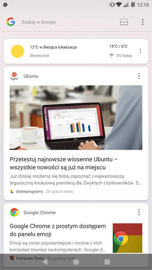 Tabletowo.pl Już można pobierać bardzo lekką wersję Pixel Launcher z Androida Go - jak działa? Android Aplikacje Nowości Porady
