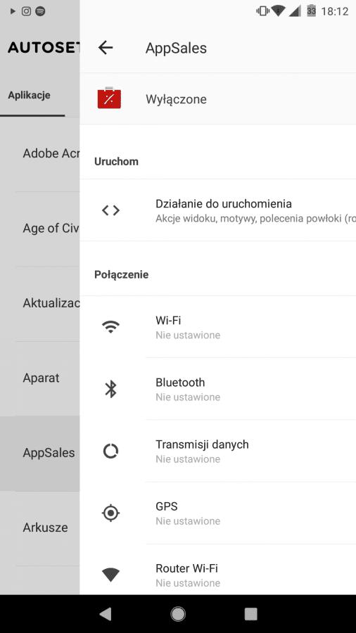 Tabletowo.pl Promocja: program do automatyzowania działań oraz wiele paczek ikon dostępnych za darmo na Androida! Android Aplikacje Promocje