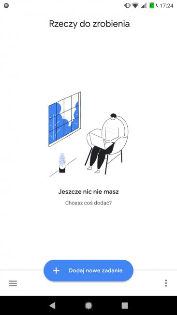 Tabletowo.pl Google wydało nową aplikację mobilną. Powitajcie Tasks (Listę Zadań Google)! Aplikacje Google Nowości Prześwietlenie Aplikacji Recenzje Aplikacji/Gier