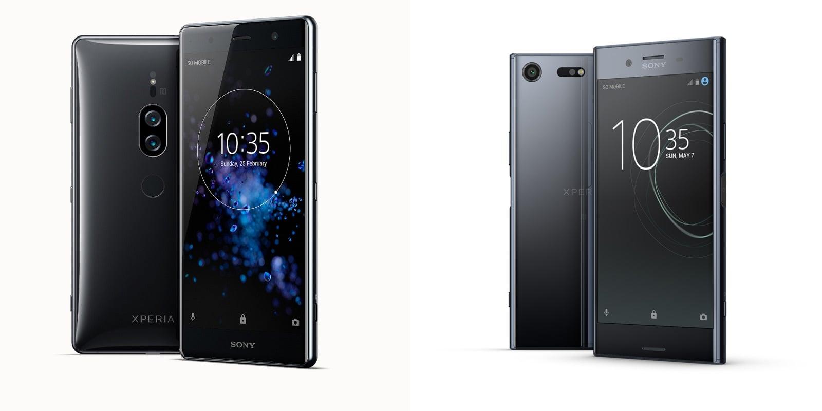 Sony Xperia XZ2 Premium vs Sony Xperia XZ Premium - porównanie parametrów. Co się zmieniło? 18