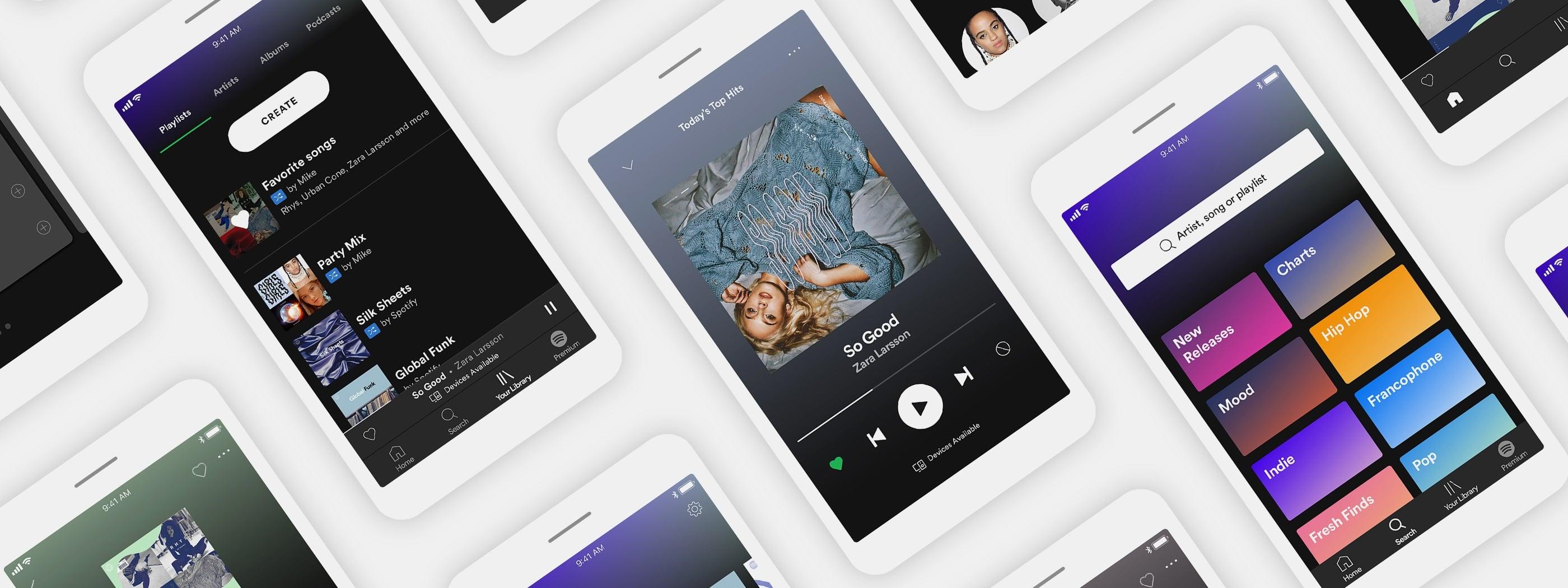 Spotify ma już 100 mln subskrybentów i nadal spore problemy z odnotowaniem zysku 30