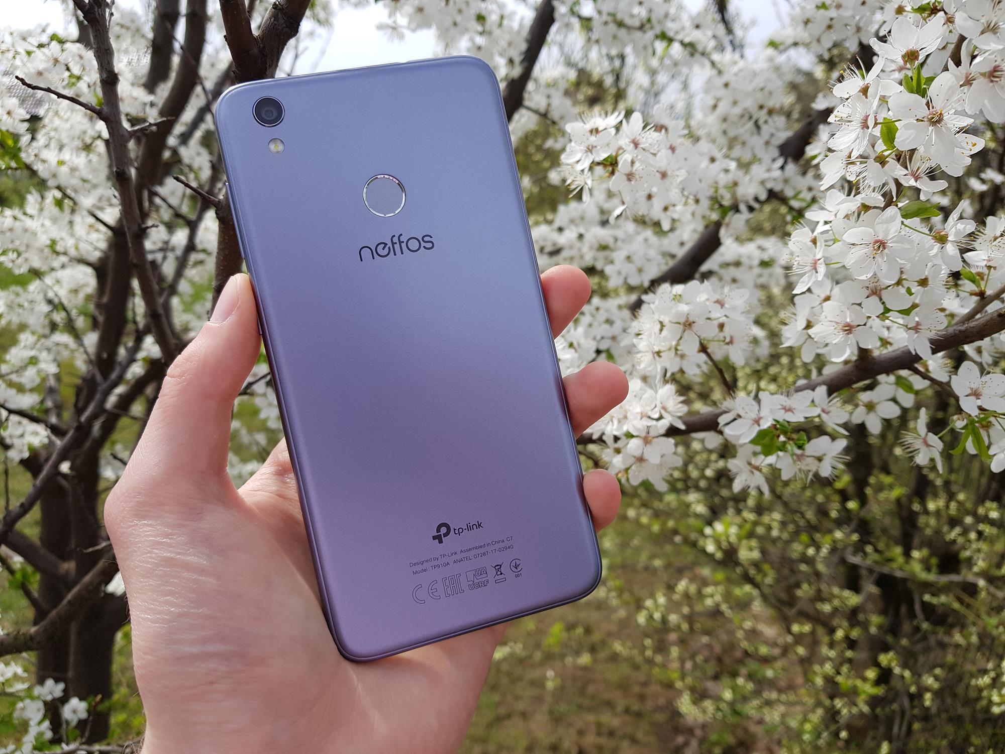 Recenzja TP-Link Neffos C7 - dobra propozycja dla osób szukających smartfona do 500 złotych