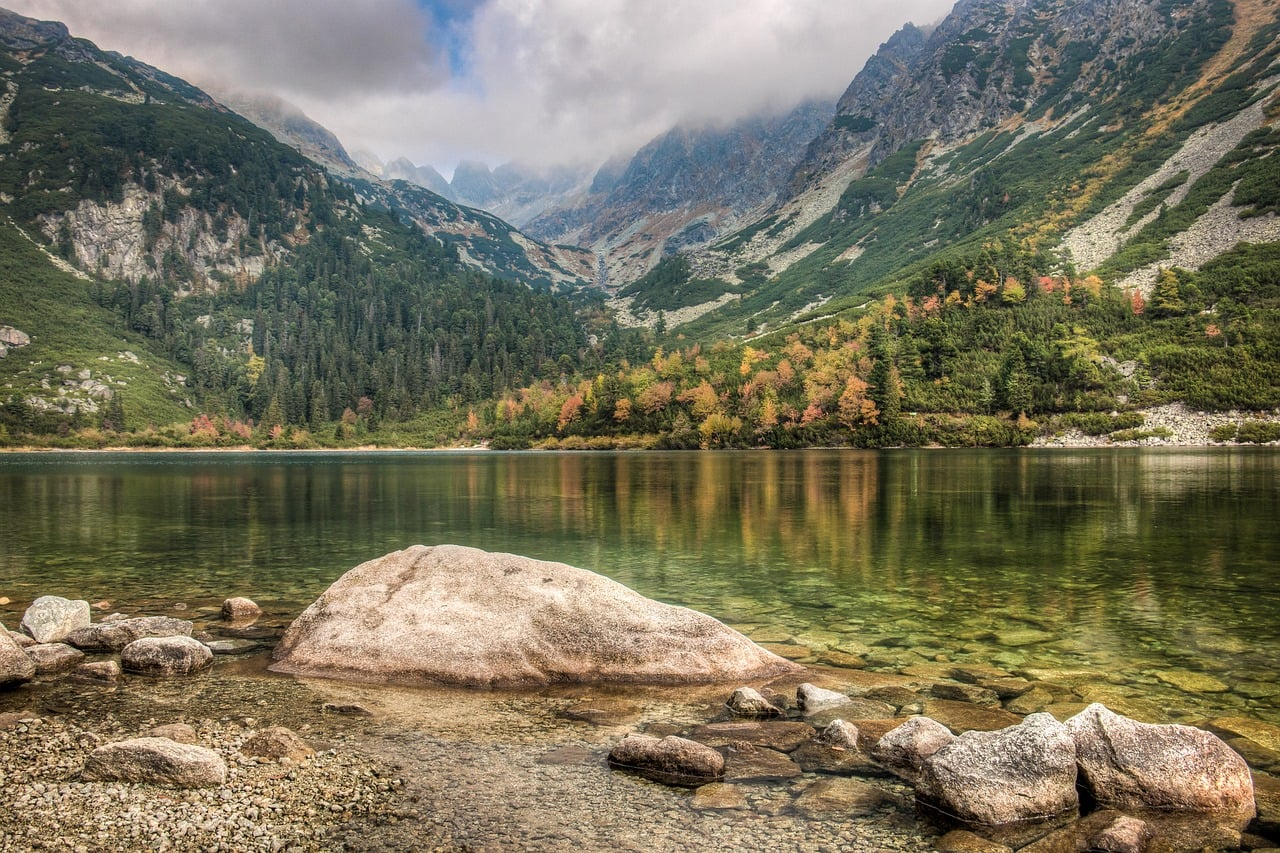 Wybierasz się do Tatrzańskiego Parku Narodowego? Nie stój w kolejce po bilet - kup go w aplikacji SkyCash! 18