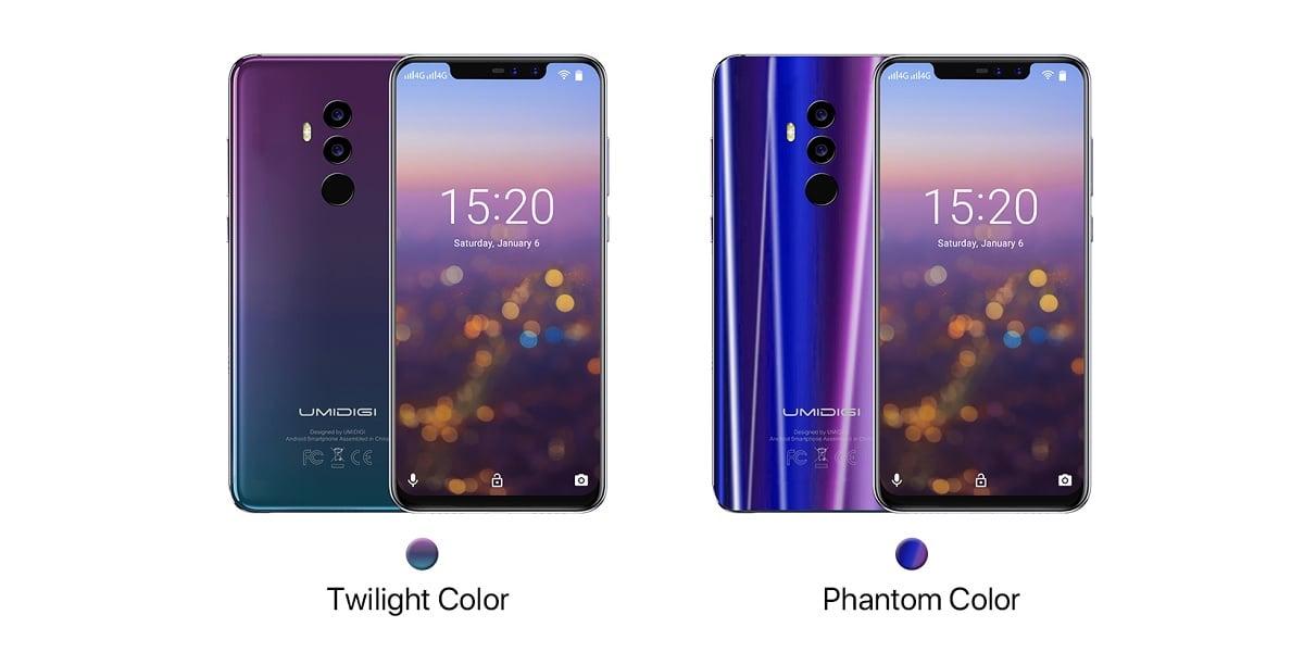 Jak kopiować, to najlepszych, czyli oto, co wyjdzie z połączenia Huawei Mate 10 Pro i Huawei P20 Pro Twilight 18