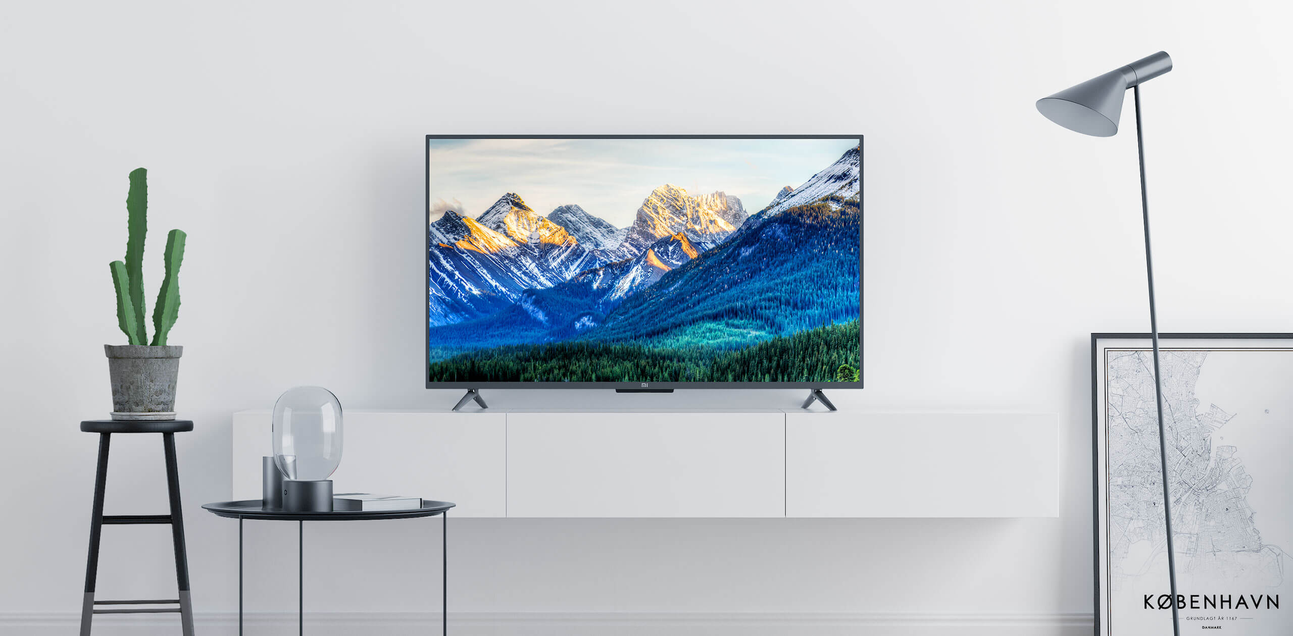 Tabletowo.pl Kolejny, tani telewizor pojawił się w ofercie Xiaomi, tym razem z 43-calowym ekranem Full HD i Dolby Audio Nowości TV Xiaomi